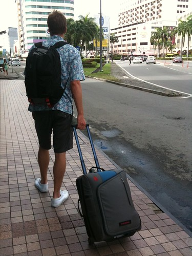Traveling in Malaysia