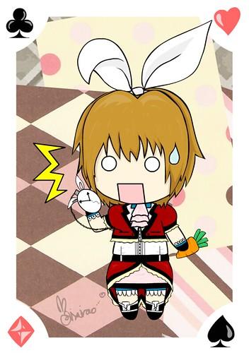 Alice bunny Sakura