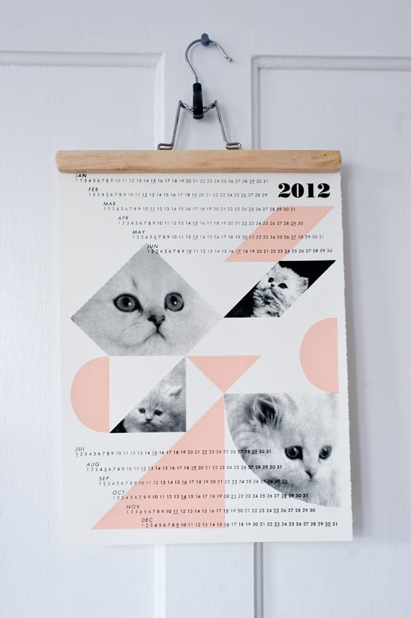 dreamcats calendar