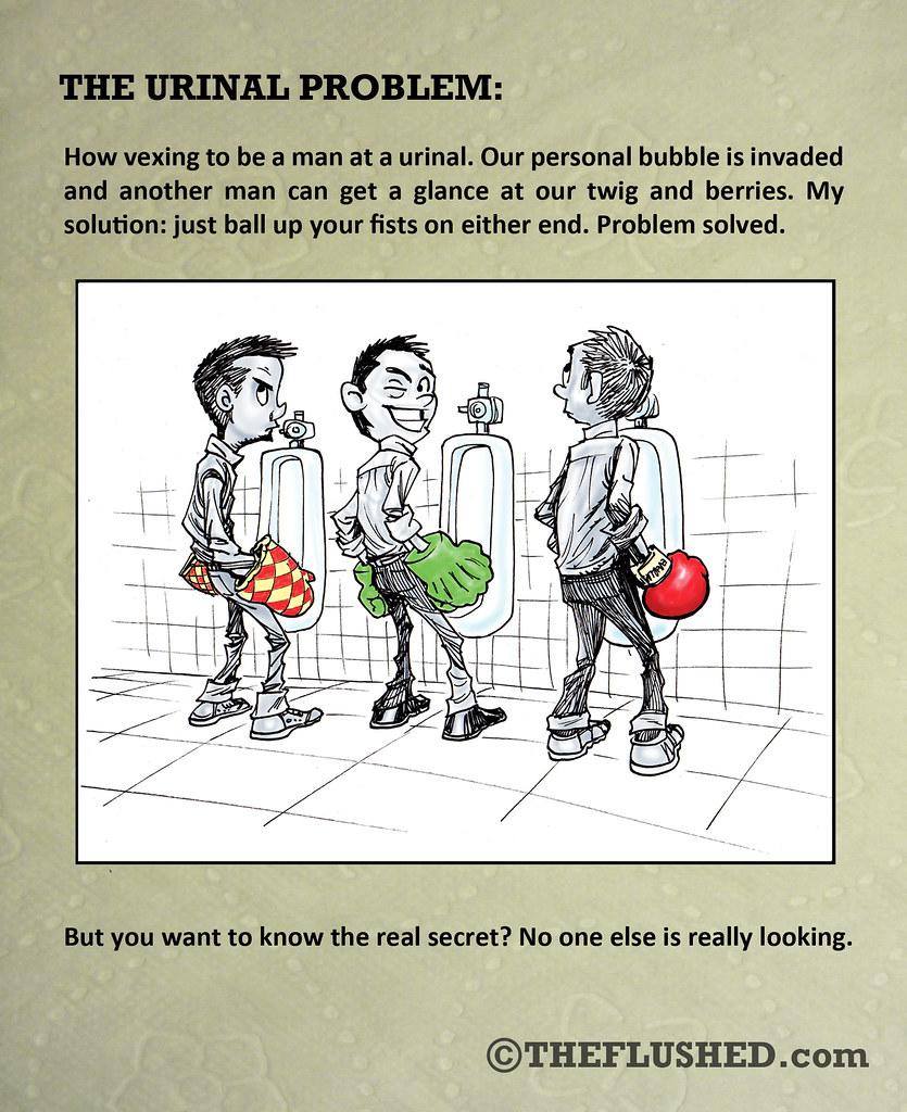 The Urinal Problem