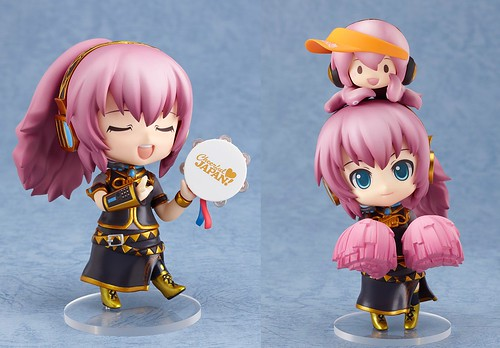 Nendoroid Megurine Luka: Cheerful version