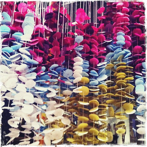 more Anthropologie window inspiration...LOVE this!
