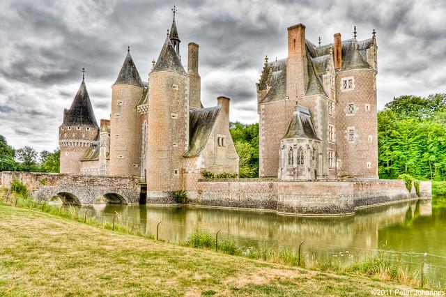 Chateau du Moulin #1