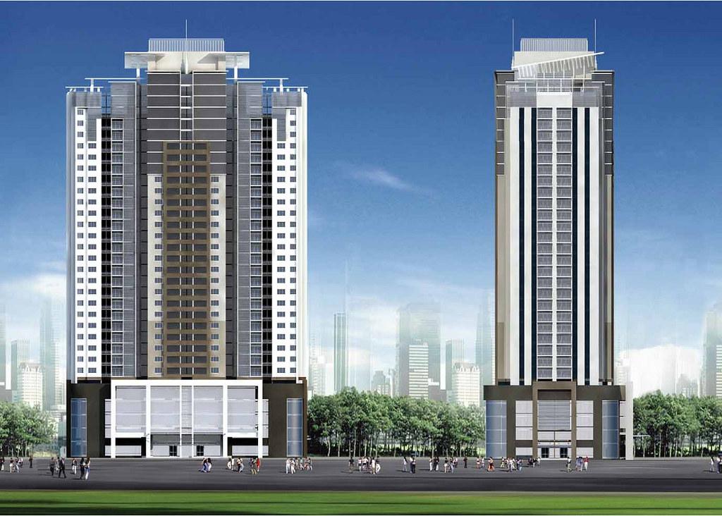 Chung cư cao cấp và văn phòng cho thuê FLC Landmark Tower 6688332505_851b9157e7_b