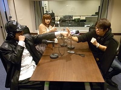 120113 - 網路電台節目《魔導士ギルド放送局 やりすぎソーサラー!》第23回,邀請「黑田崇史」豋場!