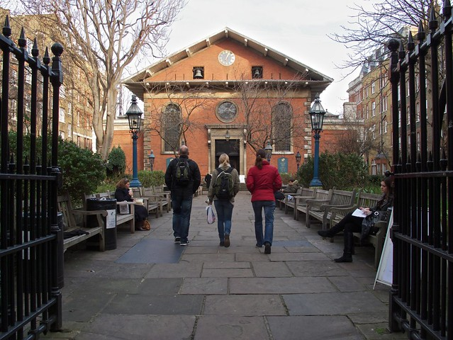 St. Paul's Church, Covent Garden