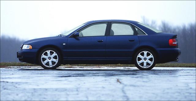Santorin Blue Audi S4 | Flickr - Photo Sharing!