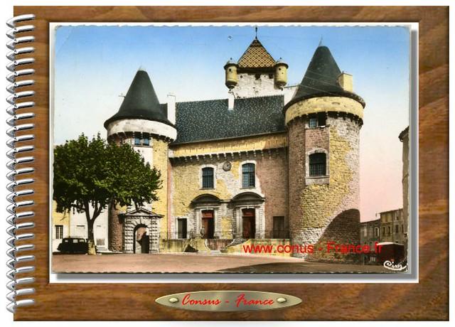 AUBENAS Le Château -70-150_000