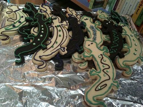 Salamander Cookies by fre1ga