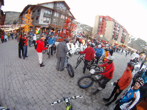 En Fuego Snow Bike Race - Copper Mountain Ski Resort