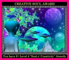 Creative Soul Award/