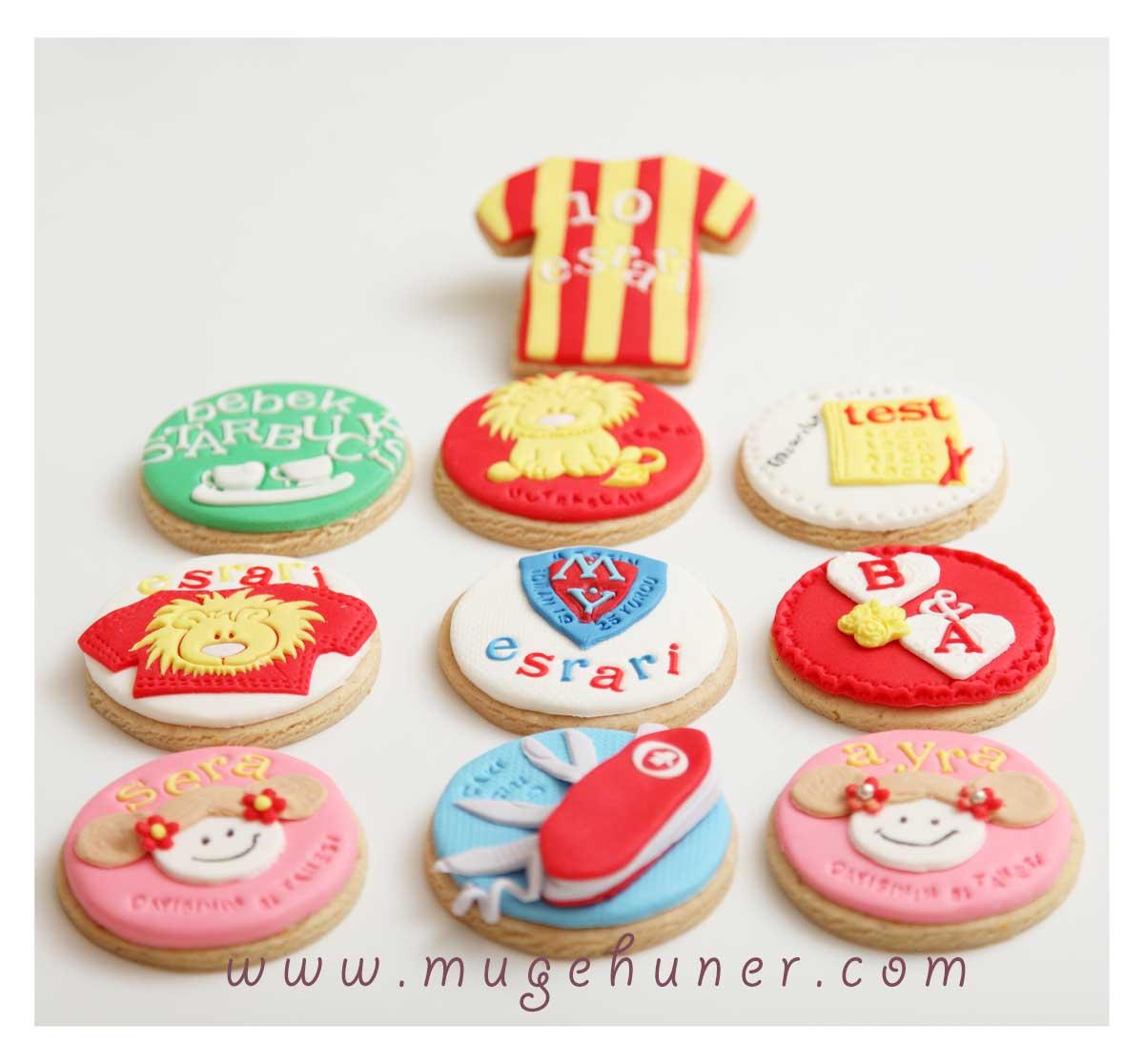 Kişiye özel kurabiyeler-2