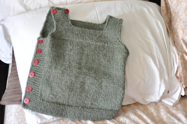 pebble vest.