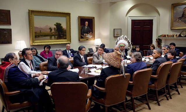 White House Tribal Conference 121510