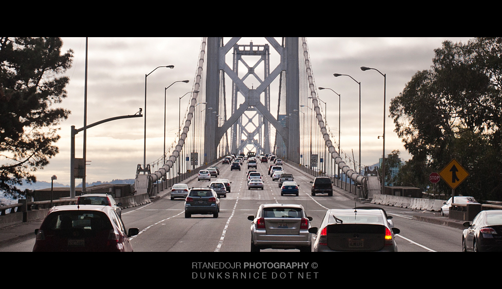 018 of 366 || Bay Bridge.