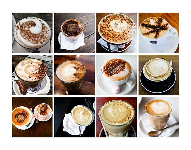Coffees.....