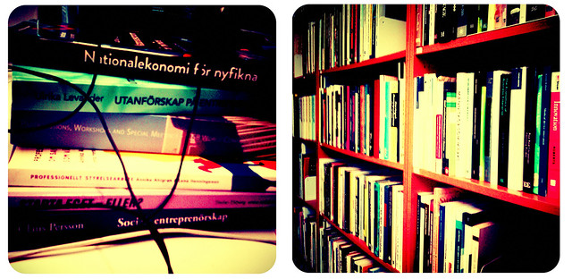 Books at work