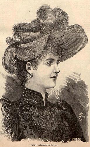 019- La Última moda-revista ilustrada hispano-americana, del 8 de junio de 1890-© MemoriadeMadrid
