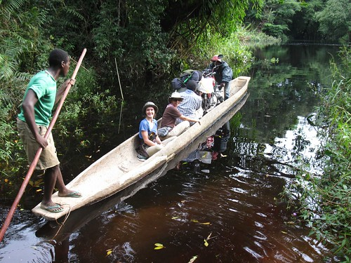 crossing the Kasuku