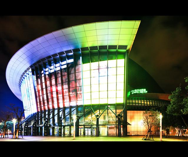 [architecture] Taipei Arena 台北小巨蛋