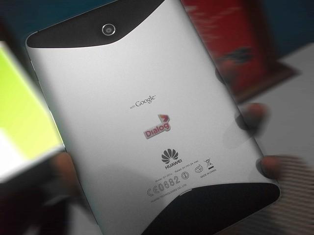 Huawei MediaPad - S7-301u