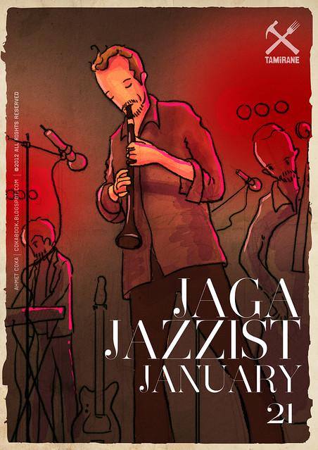 jaga jazzist @ tamirane