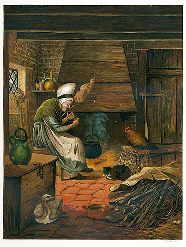 026-El patito feo-Fairy Tales 1872- Eleanor Vere Boyle-University of Florida Digital Collections