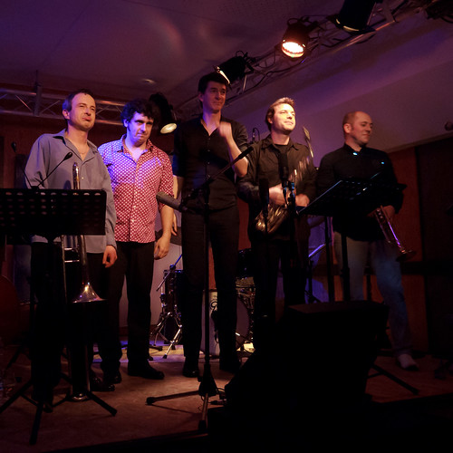 sébastien texier quintet - l'improviste 21/01/2012
