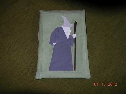 Gandalf Kindle Cover