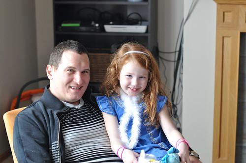 Jeff and Annika Jan 2012