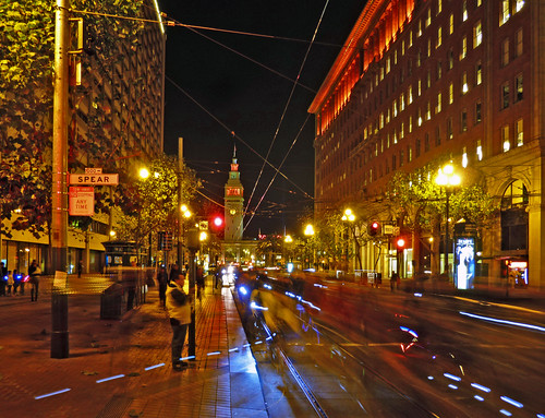Market Street, San Francisco (photo by Payton Chung)