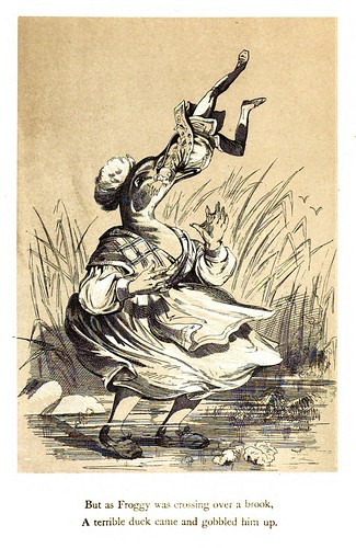 022-A frog he would a wooing go-1865- Henry Louis Stephens