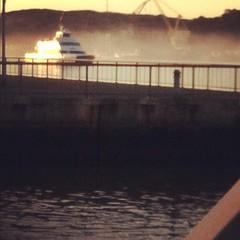 Ferry late? Celebrate!