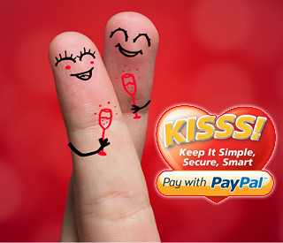 Valentine's Day promotions from PayPal