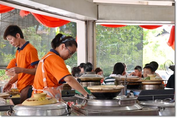 Cooking Bak Kut Teh