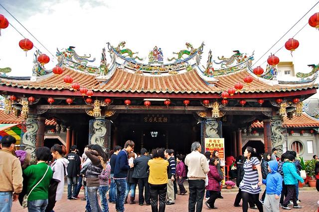 鹿港 Lukang春遊