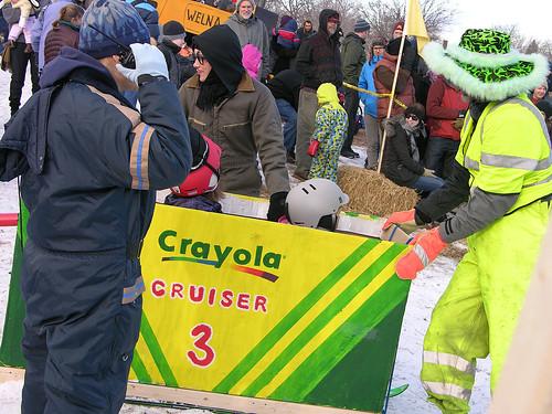 Crayola Cruiser