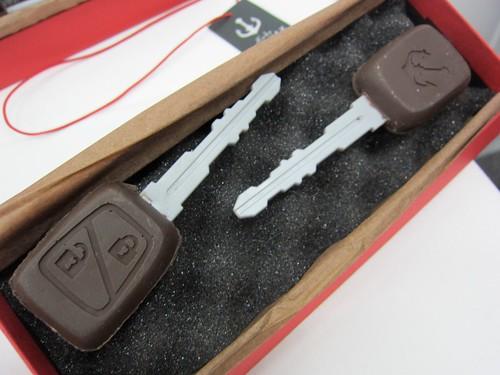 神戸フランツ バレンタイン チョコレート