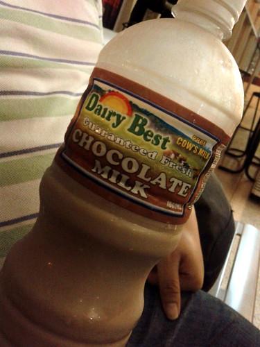 dairy best chocolate milk - davao