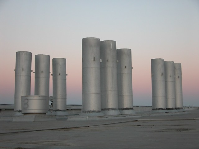 Smoke Stacks by DuncanSmith Photography