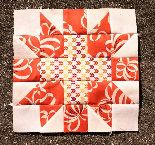 Star Crossed block #2