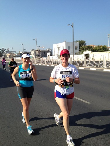 HP buddies running Dubai
