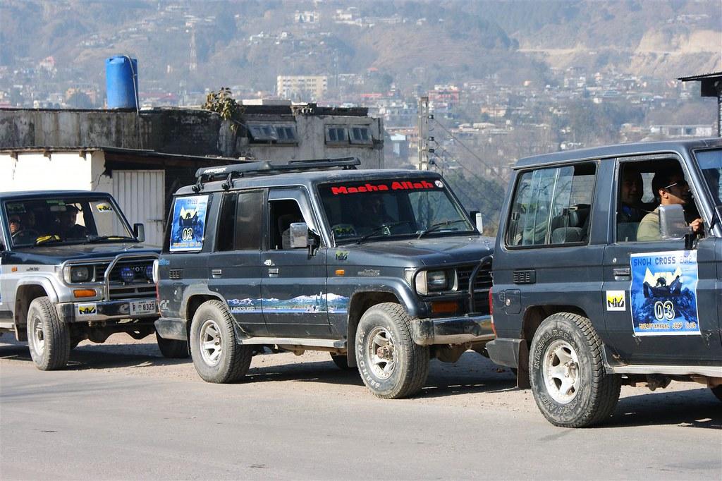 Muzaffarabad Jeep Club Snow Cross 2012 - 6796498263 8f6d91523a b