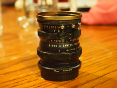 "My ""new"" Scheider-Kreutznach Arriflex-Cine-Xenon (Birns & Sawyer Hollywood Cin-AR) 25/1.4: first shots"