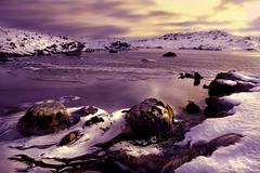 [フリー画像素材] 自然風景, 河川・湖, 雪, 風景 - イギリス ID:201202062000