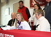 Ali Green signs with Ashland