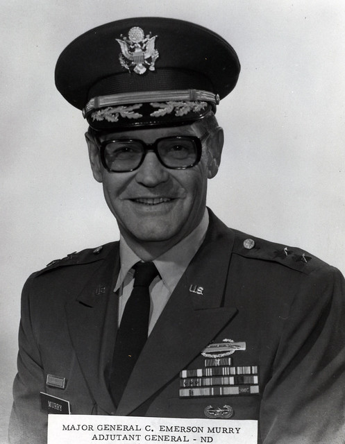 Maj. Gen. Murry | Major General (Retired) C. Emerson Murry ...