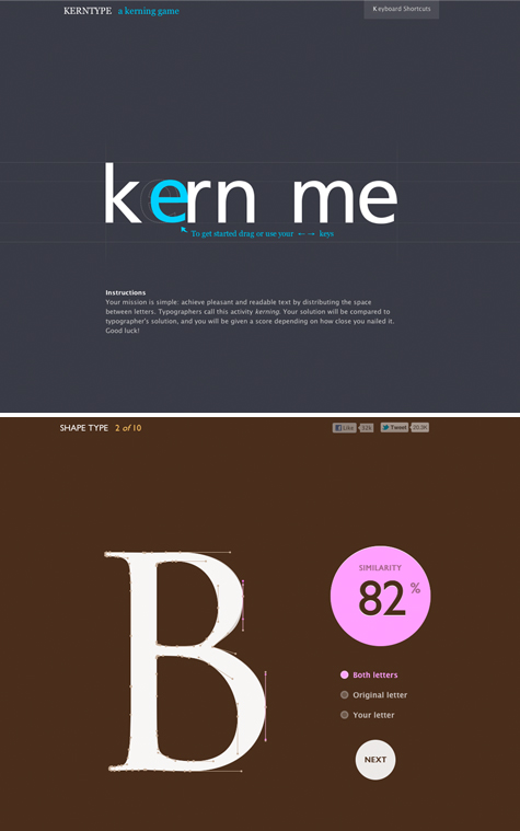 typegames