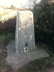 12 02 03 TP3234 - Fort Gilkicker Trig