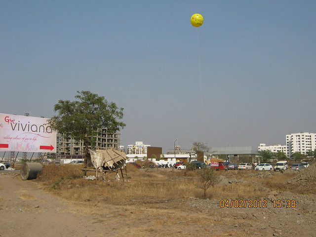 Site of Gini Viviana, 2 BHK 2.5 BHK 3 BHK Flats & 3 BHK Duplex, behind MITCON, opposite Balewadi Sports Complex, Balewadi, Pune 411 045
